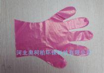 出口日本食品级一次性PE卫生手套多少钱