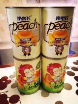 带澳飞―黄桃罐头(优质黄桃,无防腐剂,添加剂,甜蜜素),支持一件代发,招全国代理