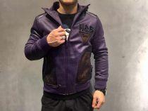 H&B(腊肠狗)意大利*品牌,新款夹克,修身加绒防风保暖