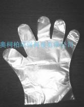 一次性PE薄膜手套/塑料薄膜手套/卫生薄膜手套多少钱