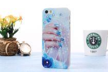 浮雕镶钻彩绘手机壳批发