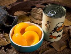 【背个果果】黄桃罐头