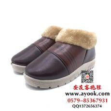 棉拖鞋-义乌小商品批发市场和阿里巴巴批发网上找不到的鞋子批发货源