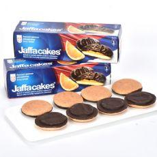 欧洲进口食品批发 Jaffa蛋糕派 进口巧克力橙子蛋糕 休闲零食