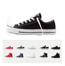 匡威经典款黑色低帮帆布鞋101001