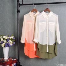 夏装新款女装上衣夏装批发 正品服装尾货女装折扣批发
