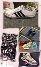 深圳品牌运动鞋特价批发男鞋女鞋