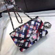 时尚涂鸦风 2016夏季度假新款CF香奈儿包包