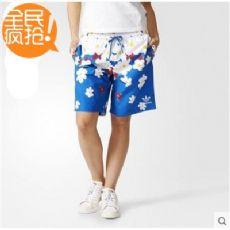 正品热卖adidas夏季薄款棉超轻速干户外运动短裤男AO2991 /AO2993