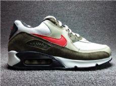 Nike-耐克AIR MAX 90网面透气跑步鞋