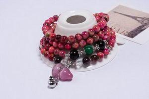 维歌玉石批发网提供玉石佛珠手串一件代发代理