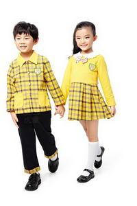 虎童服装专业提供幼儿园园服、幼儿园书包厂家批发货源
