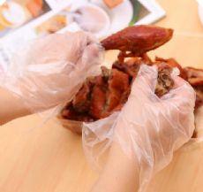 吃熟食|吃卤菜|拌凉菜使用一次性卫生手套