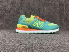New Balance 新百伦574新款编织系列女鞋 WL5