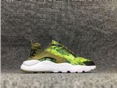 Nike-耐克Air Huarache 男子网面透气运动跑鞋
