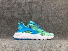 Nike-耐克Air Huarache 女子网面透气跑步鞋