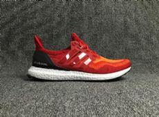 Adidas-阿迪达斯 男女 Ultra Boost透气跑鞋