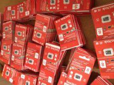 全国包邮金士顿手机内存卡厂家批发 台版 原装版TF卡