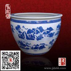 青花瓷陶瓷大缸厂家