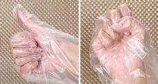 塑料薄膜一次性手套厂家直销
