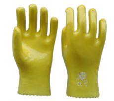 山东顺兴劳保用品有限公司生产销售PVC劳保手套 浸胶手套
