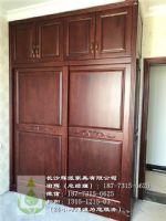 长沙原木家具厂优质服务、原木衣柜门、酒柜订做优质服务