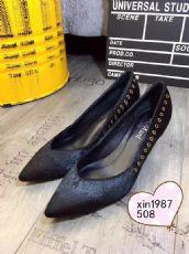 广州艾维琳时尚潮流女鞋,奢侈品大牌潮鞋,工厂直销图片