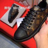 高仿一比一大牌高端货源微商高档男鞋奢侈品男鞋