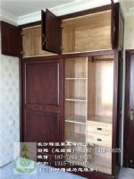 长沙原木定制家具生产、原木橱柜门、书柜定做长沙辉派