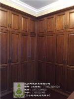 长沙原木家具工厂定制、原木橱柜、哑口套订制真材实料