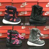 NIKE/耐克 NB乔丹 彪马童鞋 童装 加绒童靴运动服批发常年招代理