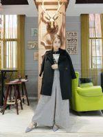 双面羊绒大衣品牌折扣批发贝克华菲女装折扣货源