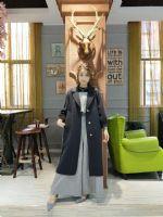 贝克华菲女装折扣批发双面羊绒大衣品牌折扣货源