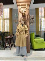 品牌折扣女装贝克华菲双面羊绒大衣女装折扣哪家好
