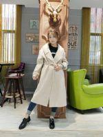 广州明浩服饰长期供应双面羊绒大衣品牌折扣店货源