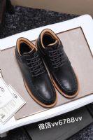 顶级奢侈品一比一原单巴宝 莉男鞋批发货源