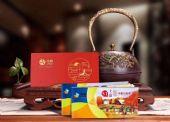 好利来干果礼盒-原产地采购-原色原香-天津进口坚果