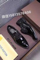广州lv高仿男鞋货源供应商,支持一双代发