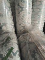 尚屹纺织厂大量出售沙发布窗帘布提花布料面料