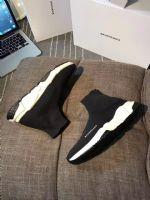 Balenciag袜子靴最高品质的货源哪家好 批发外贸价格便宜低图片