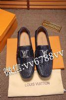 大牌奢饰品L v男鞋