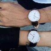 高仿dw情侣手表在哪里买,我想买价格需要多少钱左右