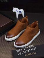 厂家直销品牌高档男鞋精品―比―高品质