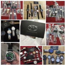 广州一手精仿手表货源免费代发50-200高仿手表货源高仿品牌 !图片