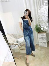 原创专柜,高品质韩国原版一比一背带裤!