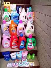蓝月亮等各大品牌洗衣液 厂家货源质量保证批发零售