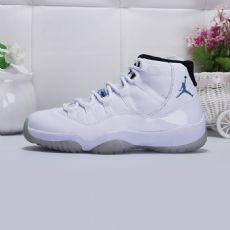 乔丹11代篮球鞋 乔11 aj11 哥伦比亚 传奇兰