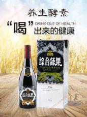 源自台湾原装进口的雪力仕酵素,雪力仕综合蔬果酵素原液代理加盟