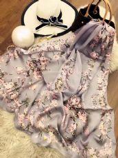 香真丝大方巾chanelLV高仿围巾丝巾披肩批发专柜品质