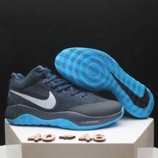 莆田鞋代理 新款Nike  2017 白银黑生胶篮 运动鞋